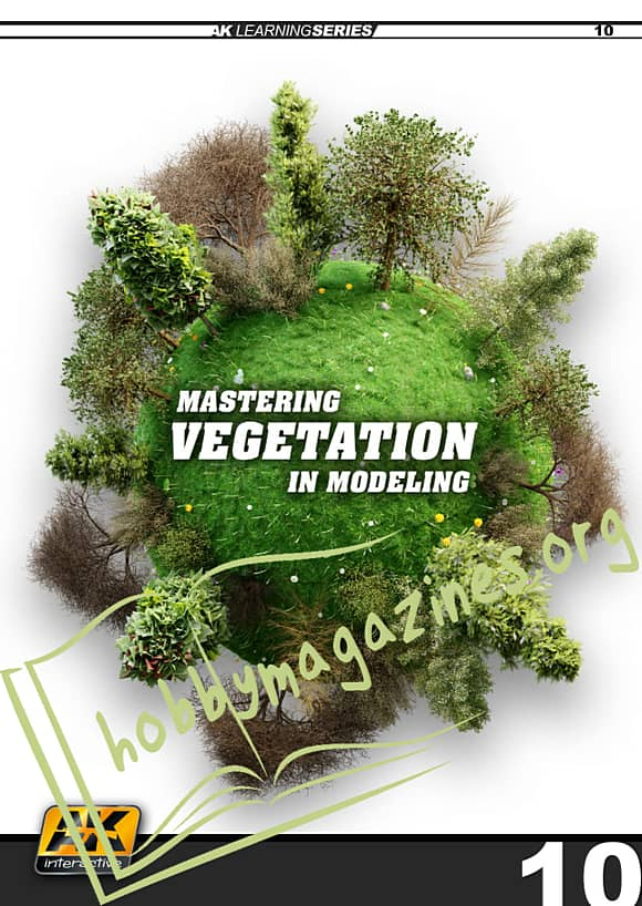 Learning Series 10: Mastering Vegetation in Modeling