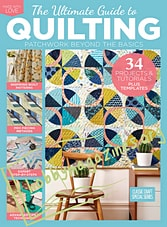 The Ultimate Guide to Quilting
