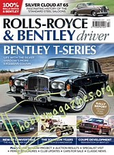 Rolls-Royce & Bentley Driver - March/April 2020
