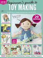 Beginner's Guide to Toy Making