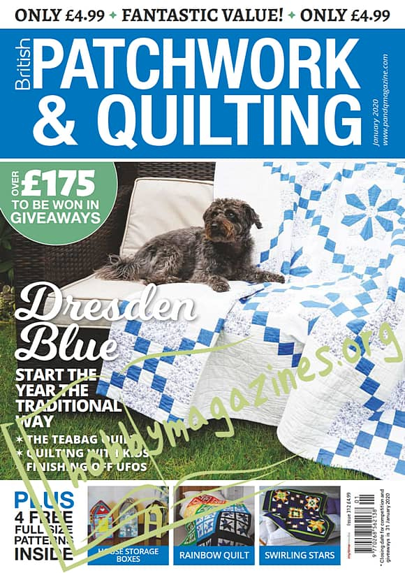 Patchwork & Quilting - January 2020