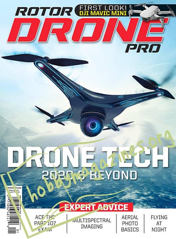 Rotor Drone Pro - January-February 2020