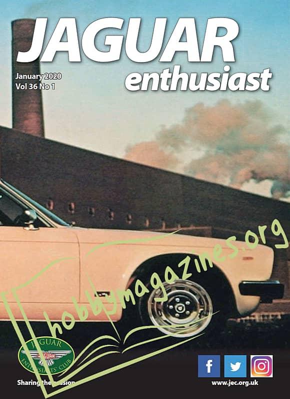 Jaguar Enthusiast - January 2020
