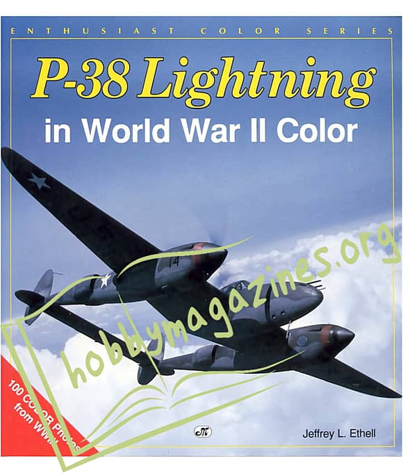 P-38 Lightning in World War II Color