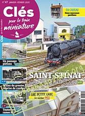 Clés pour le train miniature - Janvier-Février 2020