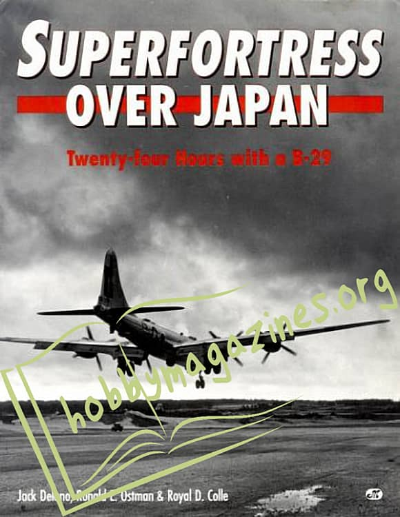 Superfortress Over Japan
