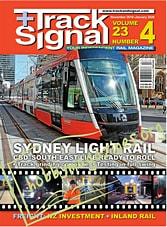 Track + Signal - November 2019-January 2020