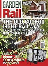 Garden Rail - February 2020