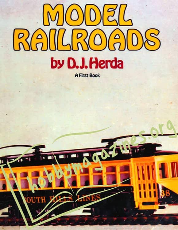 Model Railroads.A First Book