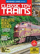 Classic Toy Trains - March 2020