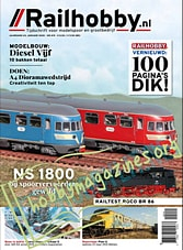 Railhobby - Januari 2020