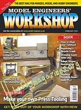 Model Engineers' Workshop 290 - February 2020