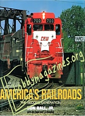 America's Railroads.The Second Generation