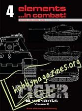 Elements ...in Combat 4 - Tiger & Variants Volume 2