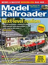 Model Railroader - March 2020