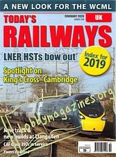 Today's Railways UK - February 2020