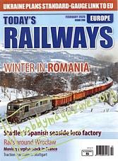 Today's Railways Europe - February 2020