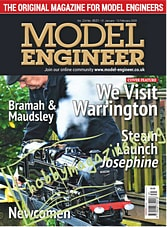 Model Engineer - 31 January 2020
