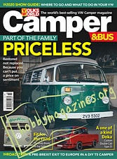 VW Camper & Bus - March 2020