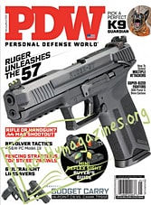 Personal Defense World - February-March 2020