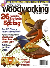 ScrollSaw Woodworking & Crafts - Spring 2020