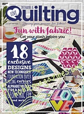 Love Patchwork & Quilting Issue 83, 2020