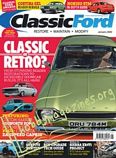 Classic Ford - January 2020