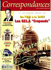 Correspondances Ferroviaires 07 - Juin-Jullet 2003