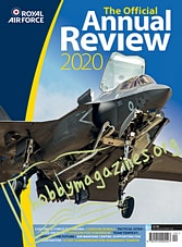 RAF Annual Review 2020