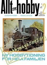 Allt om Hobby Issue 2 - November 1966