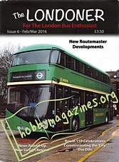 The Londoner Issue 6 - February/March 2016