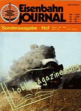 Eisenbahn Journal Sonderausgabe - Hof