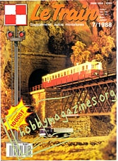 Le Train Issue 7, 1988