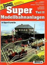 Eisenbahn Journal. Super Modellbahnanlagen Teil II