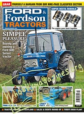 Ford & Fordson Tractors - February-March 2020