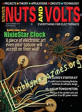 Nuts and Volts Issue 5, 2019