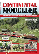 Continental Modeller - August 2011