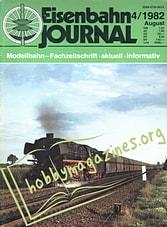 Eisenbahn Journal 1982-04