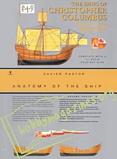 Anatomy of the Ship : The Ships of Christopher Columbus