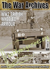 The War Archives - WW2 British Wheeled Armour
