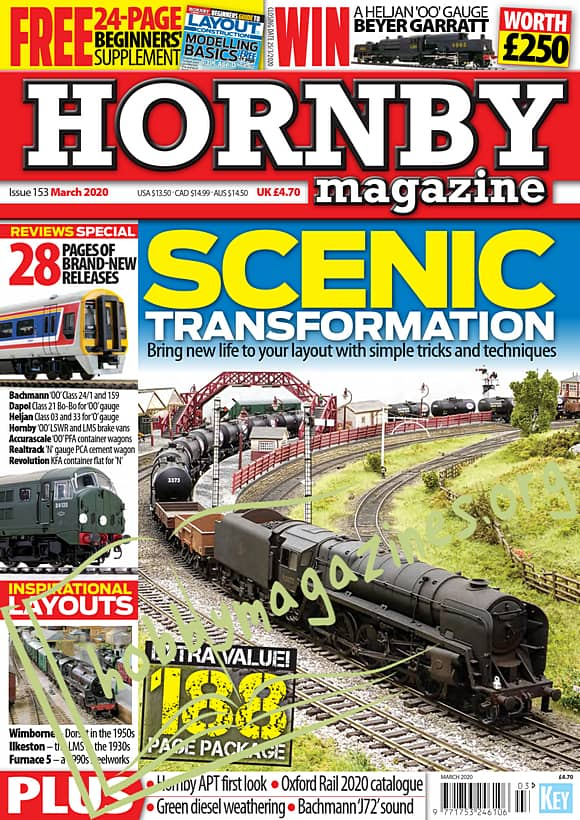 Hornby Magazine - March 2020