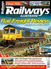 Railways Illustrated - March 2020
