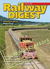 Railway Digest - January 2020