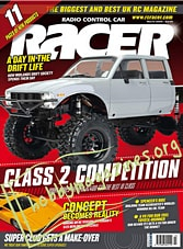 Radio Control Car Racer - March 2020