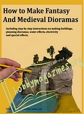 How to Make Fantasy and Medieval Dioramas