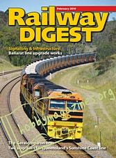 Railway Digest - February 2019