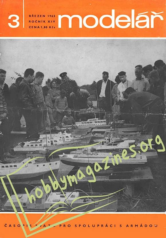 Modelar 1963-03