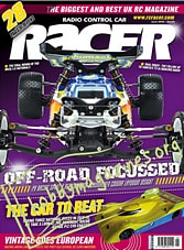 Radio Control Car Racer - June 2019