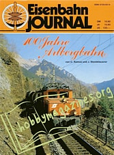 Eisenbahn Journal Sonderausgabe - 100 Jahre Arbergbahn