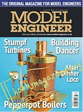 Model Engineer - 14 February 2020